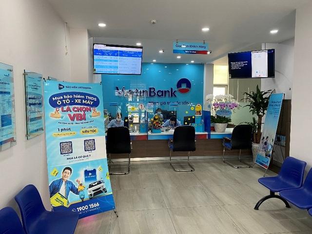 """Bảo hiểm Vietinbank: Mở rộng mạng lưới để đem """"lá chắn"""" tới toàn dân - Ảnh 1."""