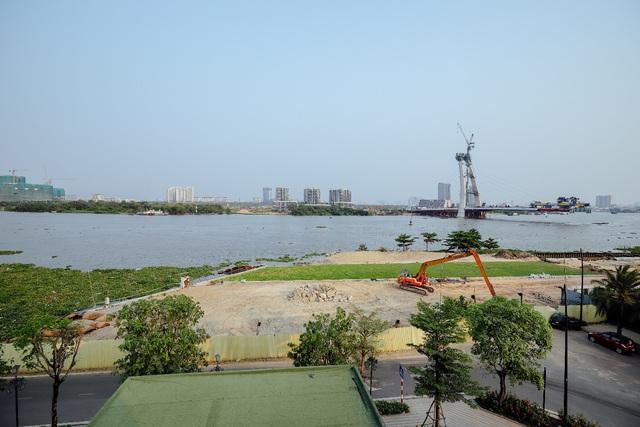 Quảng trường mới tại Sài Gòn - Grand Marina ngay bờ sông Quận 1 - Ảnh 1.