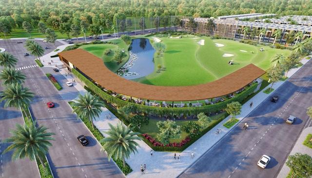KITA Group triển khai hệ thống sân tập Golf Academy đẳng cấp tại Cần Thơ - Ảnh 1.