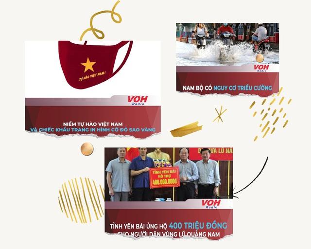 Nhịp sống Sài Gòn FM95.6Mhz: Thế giới thông tin – hành trình xuyên suốt - Ảnh 1.