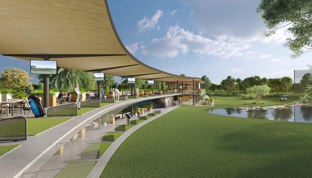 KITA Group triển khai hệ thống sân tập Golf Academy đẳng cấp tại Cần Thơ - Ảnh 2.