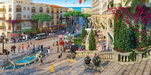 Nam Phú Quốc sở hữu bộ sưu tập nhà phố thương mại ấn tượng - Ảnh 2.