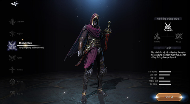 Khám phá vẻ đẹp huyền bí của 7 class nhân vật trong Forsaken World: Thần Ma Đại Lục - Ảnh 4.
