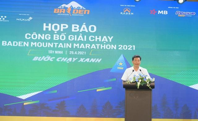 Tây Ninh chính thức công bố tổ chức Giải chạy marathon quy mô lớn - Ảnh 3.