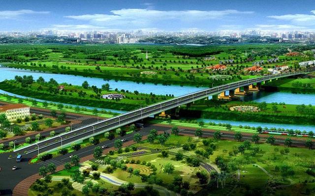 """Hạ tầng """"mở lối"""" thúc đẩy thị trường bất động sản Bình Phước phát triển - Ảnh 1."""