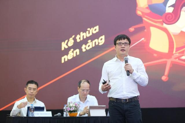 Ông Nguyễn Văn Khoa, Tổng Giám đốc FPT bật mí bí quyết vượt bão Covid - Ảnh 1.