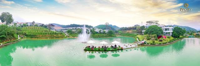 Ivory Villas & Resort: Sống an yên giữa thiên nhiên - Ảnh 1.