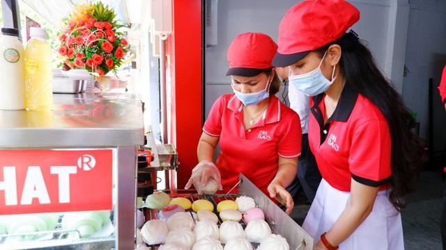 Nhượng quyền 0đ – Chuỗi cửa hàng mini BAO có làm thay đổi thị trường thức ăn nhanh? - Ảnh 1.