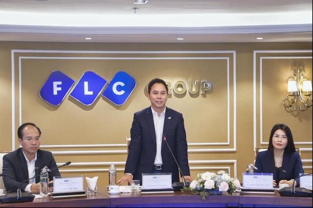 Tập đoàn FLC và Samsung thúc đẩy hợp tác chiến lược toàn diện - Ảnh 1.