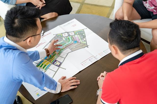 Phú Quốc United Center sẽ trở thành điểm đến mua sắm hàng đầu khu vực - Ảnh 1.