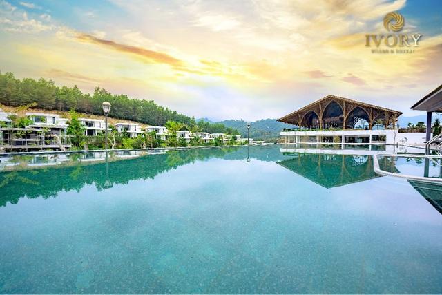 Ivory Villas & Resort: Sống an yên giữa thiên nhiên - Ảnh 2.