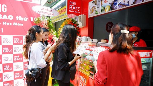 Nhượng quyền 0đ – Chuỗi cửa hàng mini BAO có làm thay đổi thị trường thức ăn nhanh? - Ảnh 4.