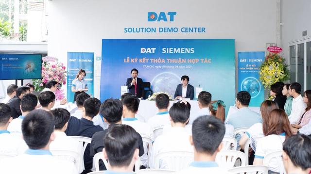 DAT chính thức hợp tác cùng Siemens - Ảnh 2.