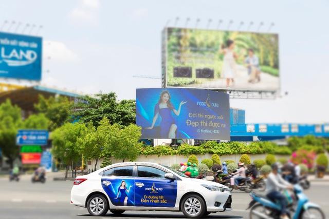 Tưởng đơn giản, hóa ra loạt quảng cáo ngoài trời của TMV Ngọc Dung lại truyền tải thông điệp cực chất - Ảnh 3.