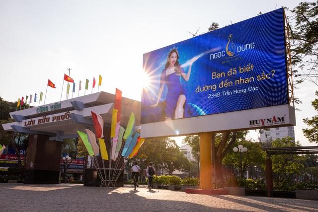 Tưởng đơn giản, hóa ra loạt quảng cáo ngoài trời của TMV Ngọc Dung lại truyền tải thông điệp cực chất - Ảnh 6.