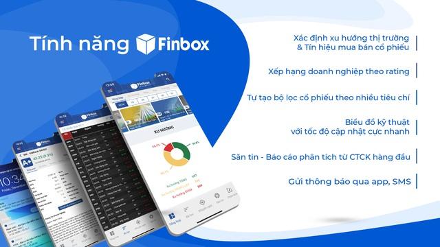 Finbox trình làng phiên bản mới: Tích hợp công cụ nhà đầu tư cần chỉ trong 1 ứng dụng - Ảnh 1.