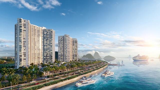Giới đầu tư tìm kiếm căn hộ nghỉ dưỡng mặt biển sở hữu lâu dài - Ảnh 1.