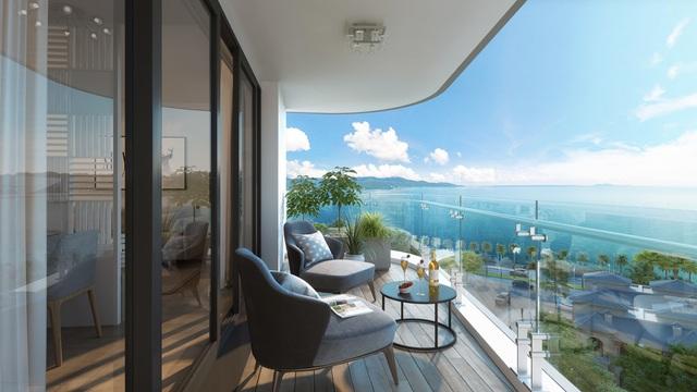 Giới đầu tư tìm kiếm căn hộ nghỉ dưỡng mặt biển sở hữu lâu dài - Ảnh 2.