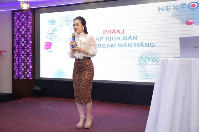 """Doanh nhân Nguyễn Huệ Chi """"Muốn thành công, hãy dẫn đầu xu hướng"""" - Ảnh 3."""