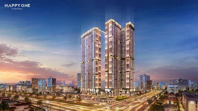 Vạn Xuân Group chính thức ra mắt giai đoạn 2 Khu phức hợp căn hộ thông minh TT TP Thủ Dầu Một – Happy One Central - Ảnh 1.