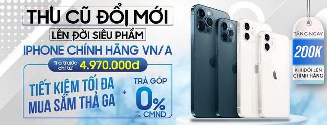 Cập nhật bảng giá Viettablet tháng 5_ iPhone XR, 11 Pro Max, 12 Pro Max giảm giá mạnh - Ảnh 1.