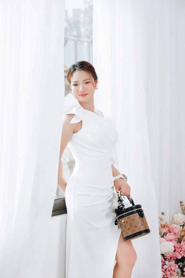 Mỹ Mỹ Authentic - Nơi tôn vinh vẻ đẹp phụ nữ Việt trong trang phục dạ hội - Ảnh 2.