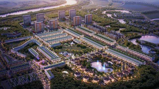 Bất động sản Thái Nguyên giữ vững vị thế trước những sức hút đất - Ảnh 2.