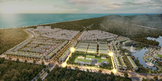 Phú Quốc sẽ có trường liên cấp quốc tế - Ảnh 1.