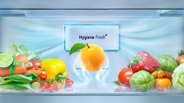"""Chính thức ra mắt LG French Door –  chiếc tủ lạnh biết """"yêu chiều"""" thực phẩm - Ảnh 1."""