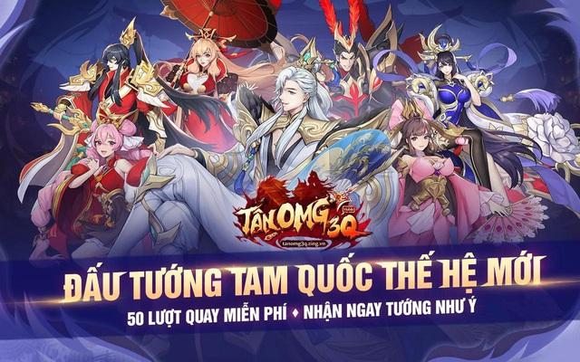 """Choáng với dàn hot boy, hot girl xuất hiện trong Tân OMG3Q VNG, game chiến thuật quy tụ toàn """"trai xinh gái đẹp"""" - Ảnh 1."""