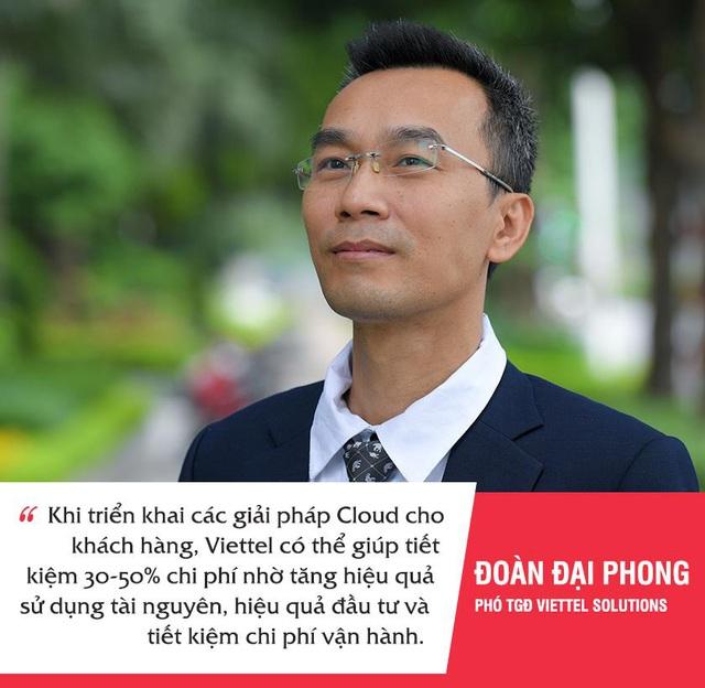 """Một """"chữ"""" cloud, tiết kiệm hẳn 30-50% chi phí: Viettel đã làm thế nào? - Ảnh 1."""