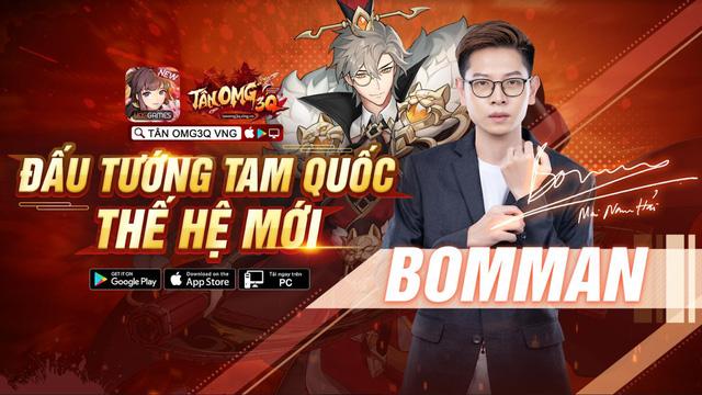 """Choáng với dàn hot boy, hot girl xuất hiện trong Tân OMG3Q VNG, game chiến thuật quy tụ toàn """"trai xinh gái đẹp"""" - Ảnh 3."""