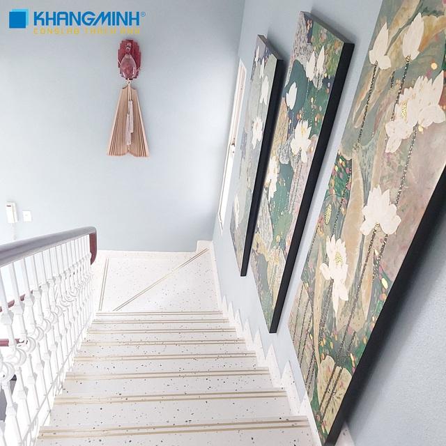 Xu hướng sử dụng đá nhân tạo gốc thạch anh trong thiết kế nội thất - Ảnh 3.