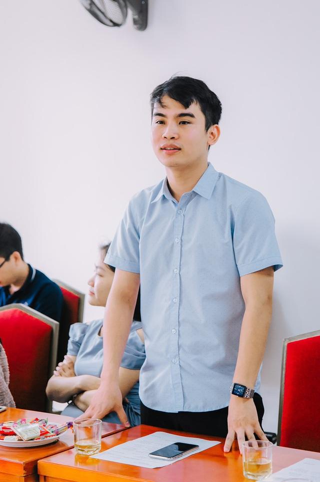 Đường Anh Dũng - hành trình  từ chàng sinh viên thành tổng giám đốc công ty giáo dục - Ảnh 2.