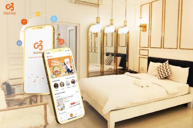 Go2Joy gọi vốn triệu đô thành công, tập trung tăng trưởng doanh thu cho khách sạn - Ảnh 2.