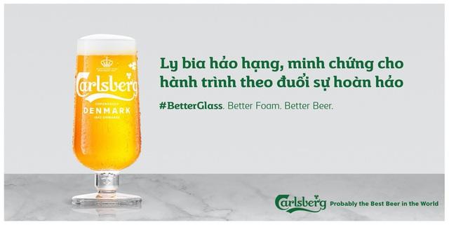 Carlsberg và hành trình bền bỉ mang đến những trải nghiệm bia ngày một trọn vẹn - Ảnh 2.