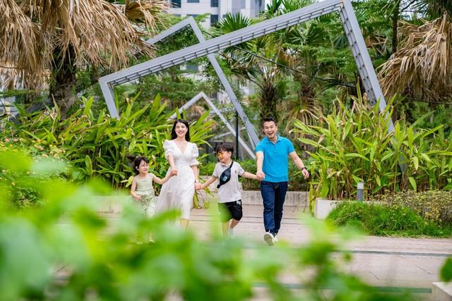 Mỏi mắt tìm căn hộ 3 phòng ngủ giá 30 triệu/m2 gần trung tâm Hà Nội - Ảnh 2.