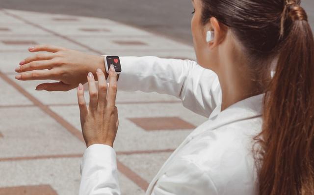 Partron ra mắt hai mẫu đồng hồ thông minh Urban HR và We-temp Band, Made in Việt Nam, có đo nhiệt độ cơ thể giá chỉ từ 1.290.000 đ - Ảnh 4.