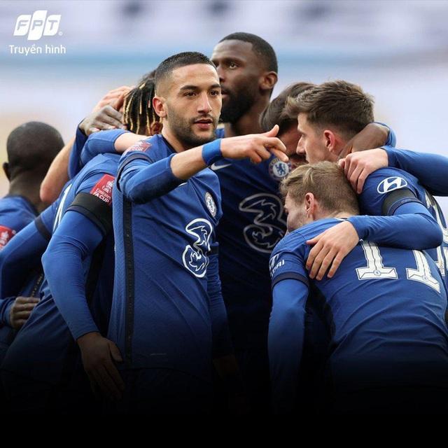 Vinh quang sẽ về tay ai tại chung kết FA Cup 2020/21 giữa Chelsea và Leicester City? - Ảnh 2.