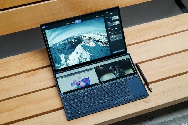 Đánh giá ASUS ZenBook Duo 14 UX482: Chiếc laptop hai màn hình nhỏ gọn dành cho người dùng đa nhiệm - Ảnh 3.