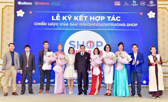 Sàn thương mại điện tử tích hợp báo chí shop Thương gia & Thị trường - Ảnh 3.