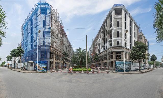 """""""Mục sở thị"""" khu vực bất động sản hấp dẫn bậc nhất Hà Nội - Ảnh 1."""