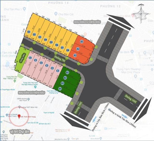 Tài chính từ 3 tỷ đồng nên đầu tư dự án bất động sản nào ở Hồ Chí Minh - Ảnh 1.