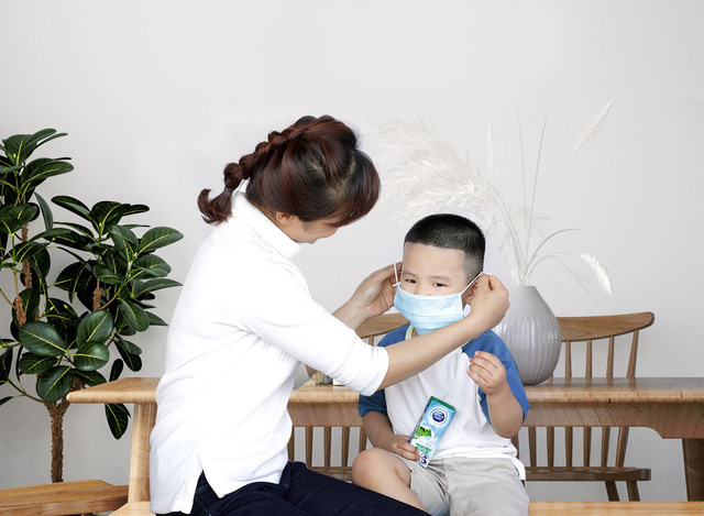 """Có muôn cách giúp tăng cường sức khoẻ cho trẻ mùa dịch, mẹ đừng bỏ qua """"vũ khí"""" thứ 3 này - ảnh 1"""