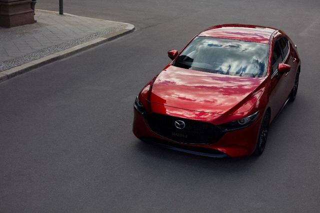 Mazda3 Sport: Điểm nhấn khác biệt tạo lợi thế cạnh tranh - Ảnh 1.