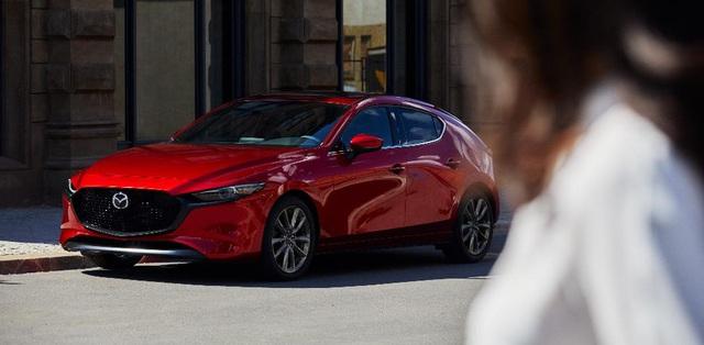 Mazda3 Sport: Điểm nhấn khác biệt tạo lợi thế cạnh tranh - Ảnh 2.