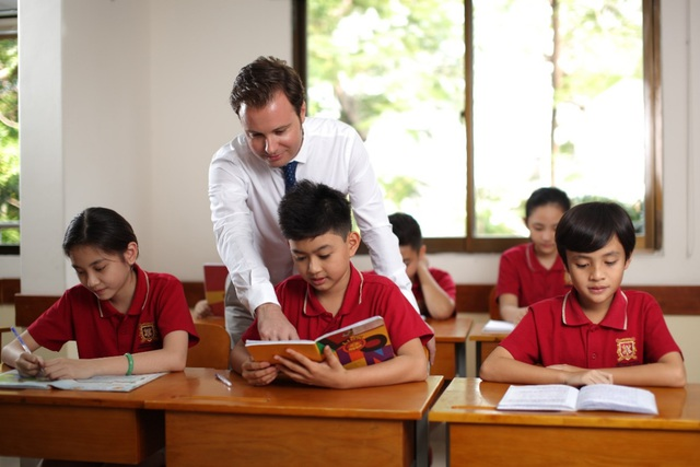 Trường quốc tế song ngữ - lựa chọn tiết kiệm và an toàn thời hậu Covid - Ảnh 2.