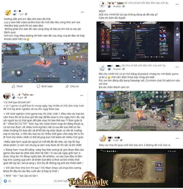 """Game thủ nói """"Mới vào game là thấy Forsaken World: Thần Ma Đại Lục đẹp và đỉnh"""" - Ảnh 3."""