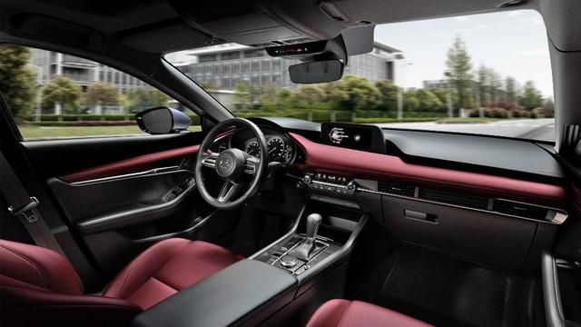 Mazda3 Sport: Điểm nhấn khác biệt tạo lợi thế cạnh tranh - Ảnh 3.