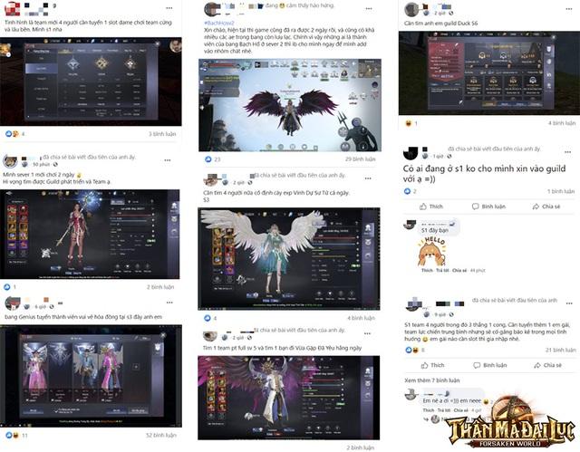 """Game thủ nói """"Mới vào game là thấy Forsaken World: Thần Ma Đại Lục đẹp và đỉnh"""" - Ảnh 4."""